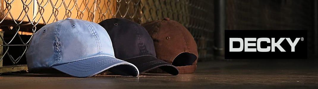 Decky USA Caps