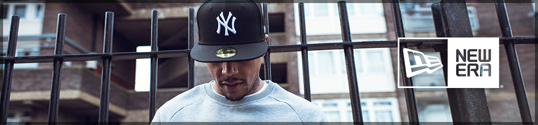 New Era fitted Caps – Streetwear für den Kopf