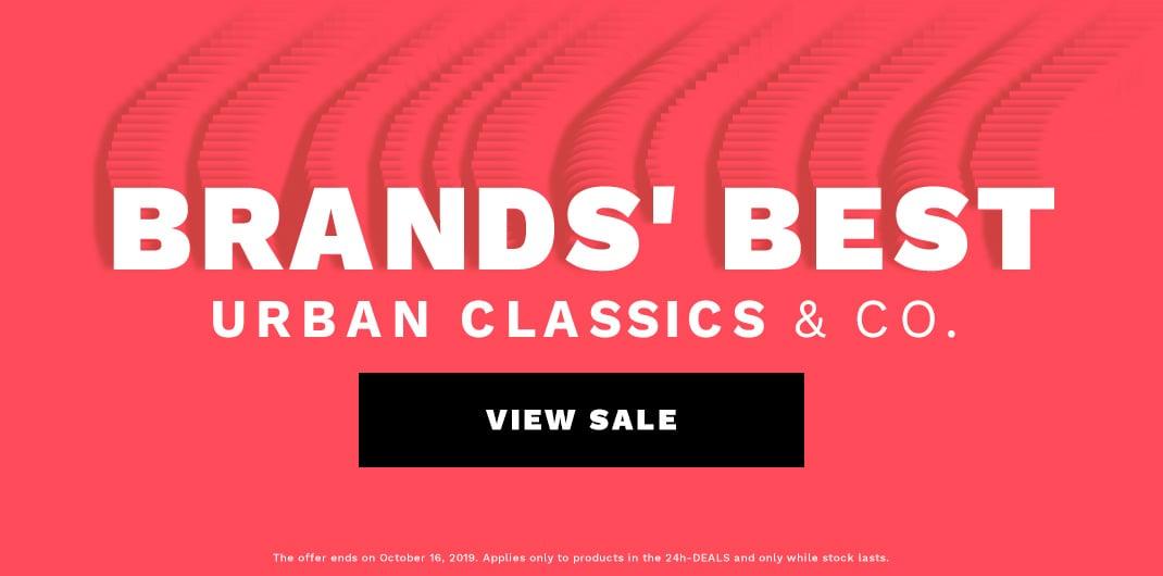 urban classics sale unisex