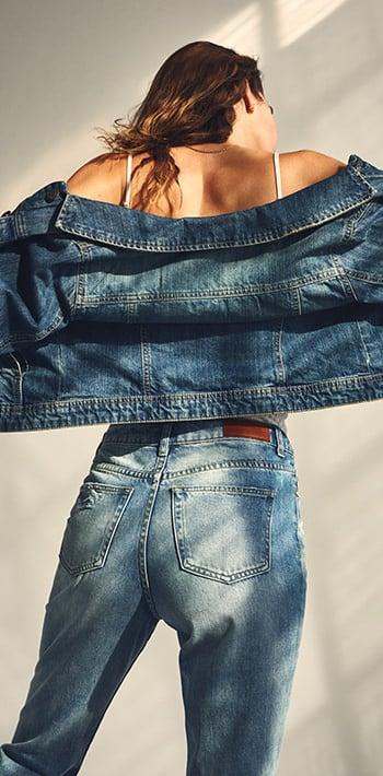 Jeans Frauen