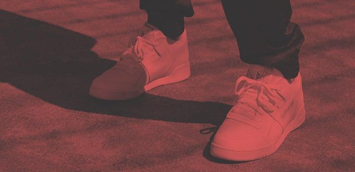 reebok sneaker sale maenner