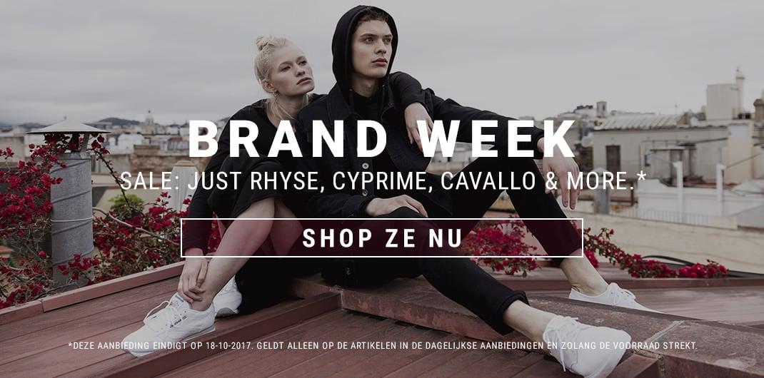 Brand Week uniseks