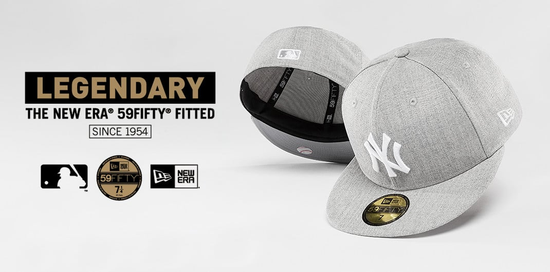 new era 59fifty fitted caps