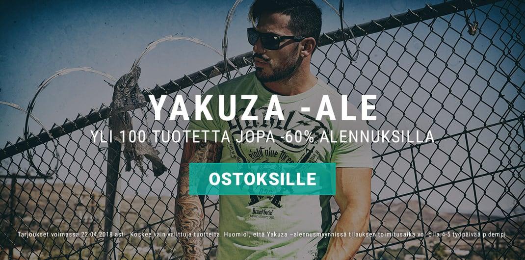 Yakuza -Ale unisex