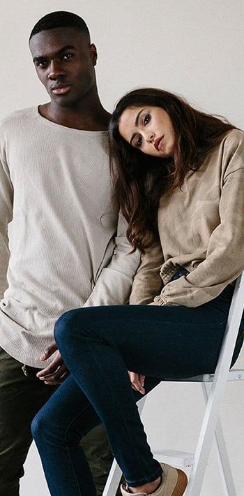 pullover unisex