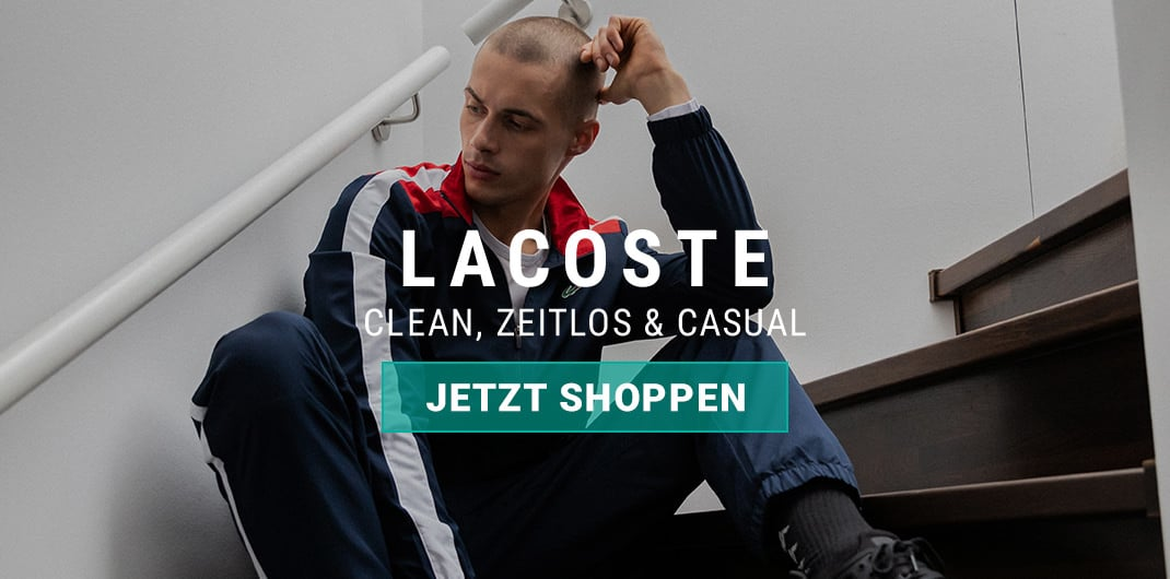lacoste maenner
