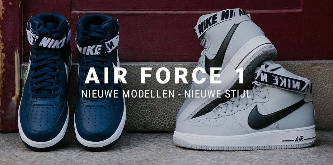 Nike Air Force 1 Uniseks