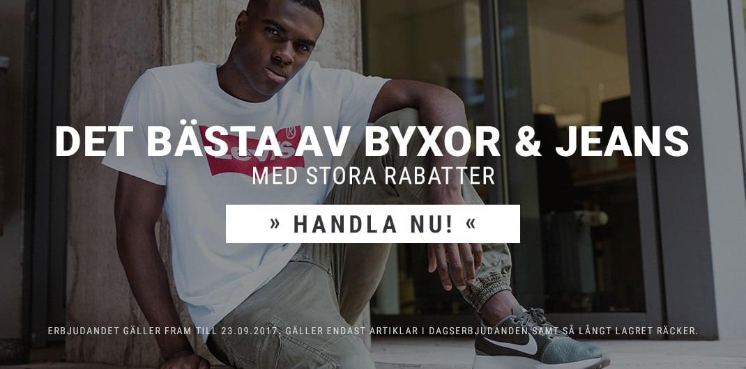 Byxor & Jeans Sale Unisex
