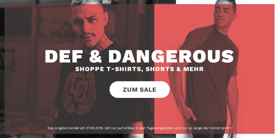 def dangerous sale maenner