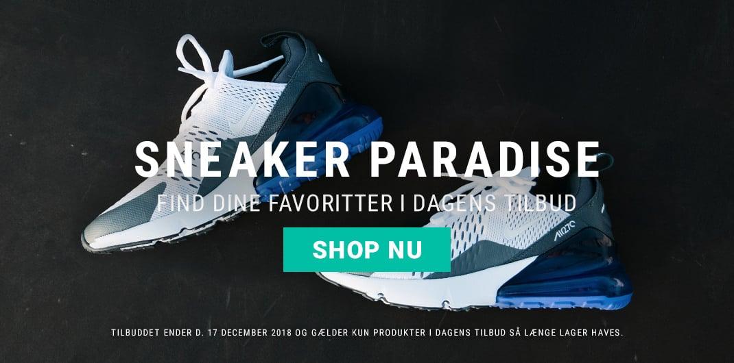 Sneakers udsalg unisex