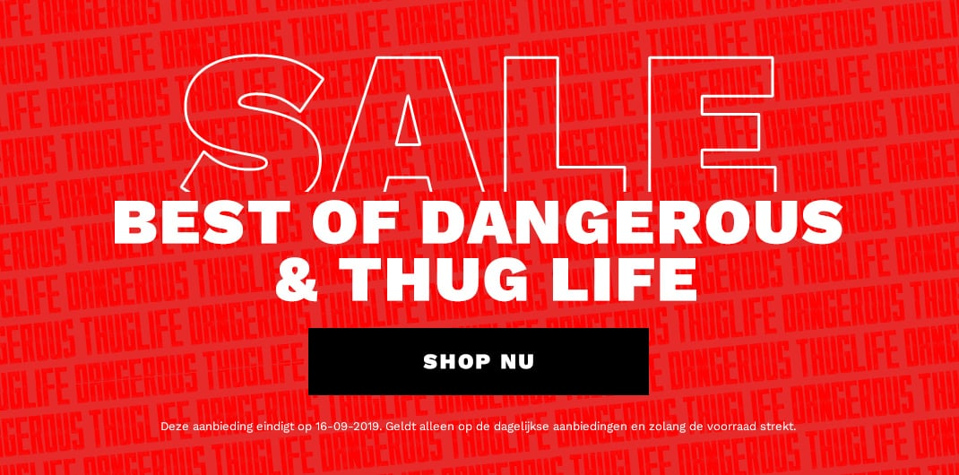 dangerous sale uniseks