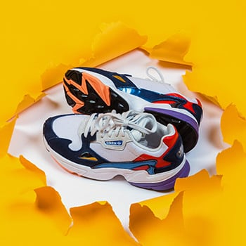 adidas falcon sneakers frauen
