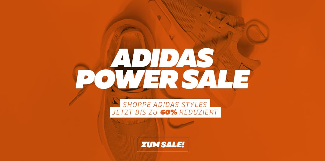 Burner.de - adidas Power Sale
