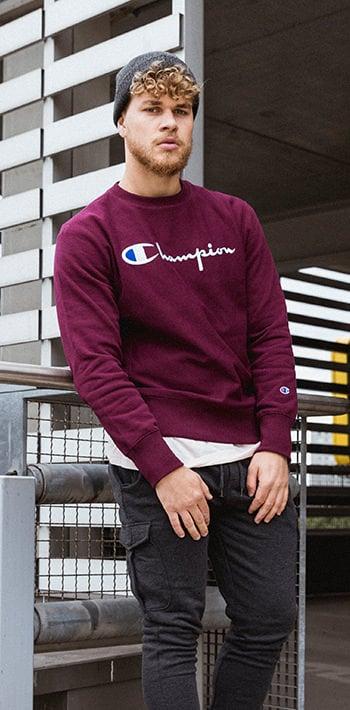 sweatshirts männer