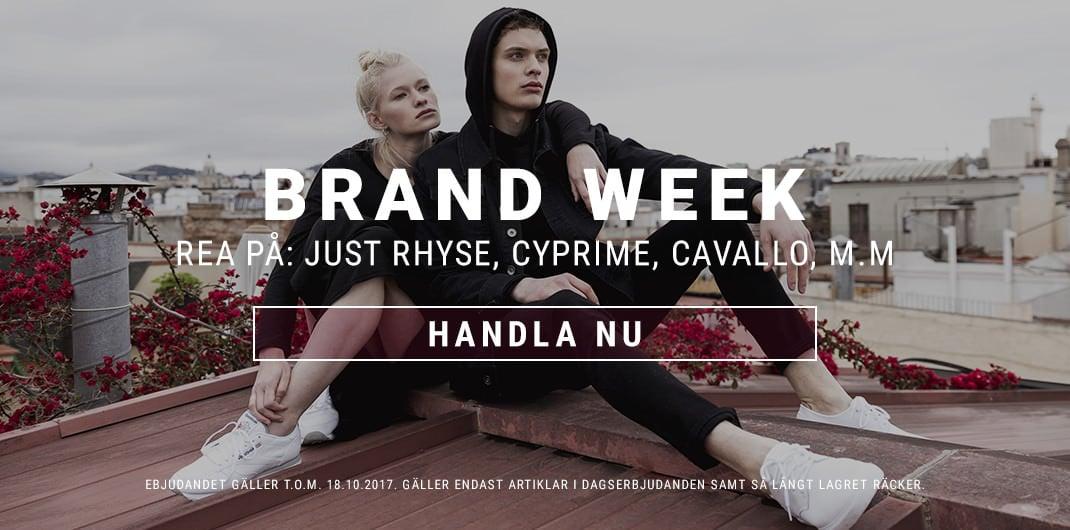 Brand Week unisex