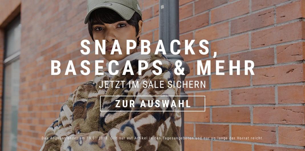Caps Sale Frauen