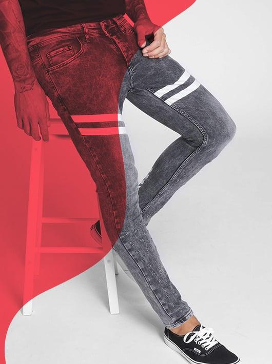 -20% sur les jeans homme