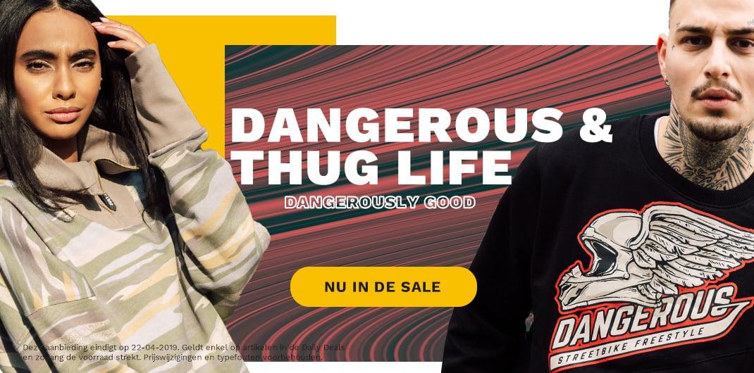 dangerous thug life sale uniseks