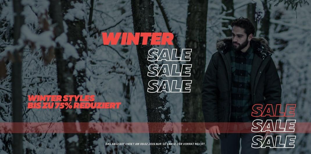 Burner.de - Winter Sale