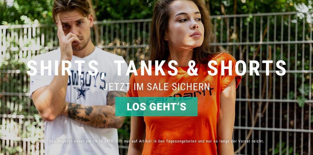 shirts tanks shorts sale unisex