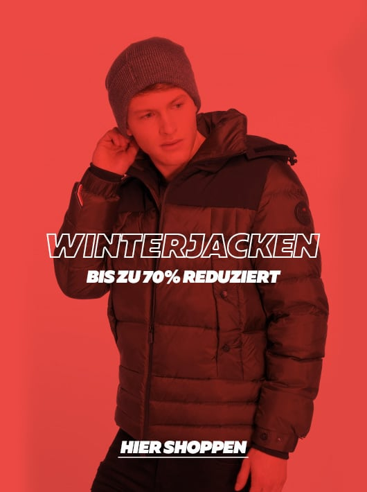Burner.de - Winter Sale Winterjacken