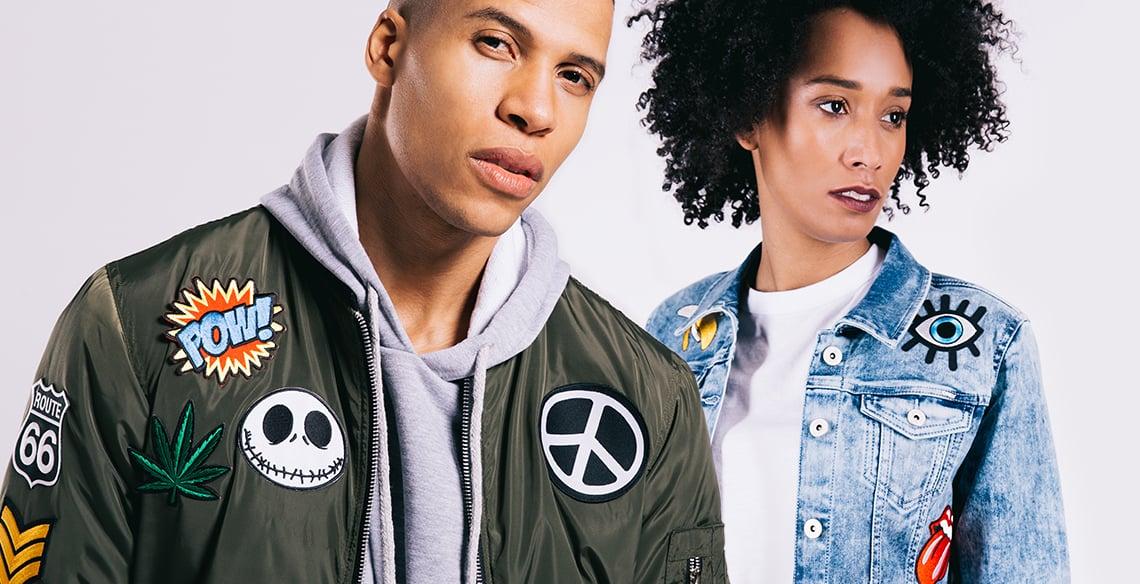 DIY : La customisation de patchs sur bombers et vestes en jean