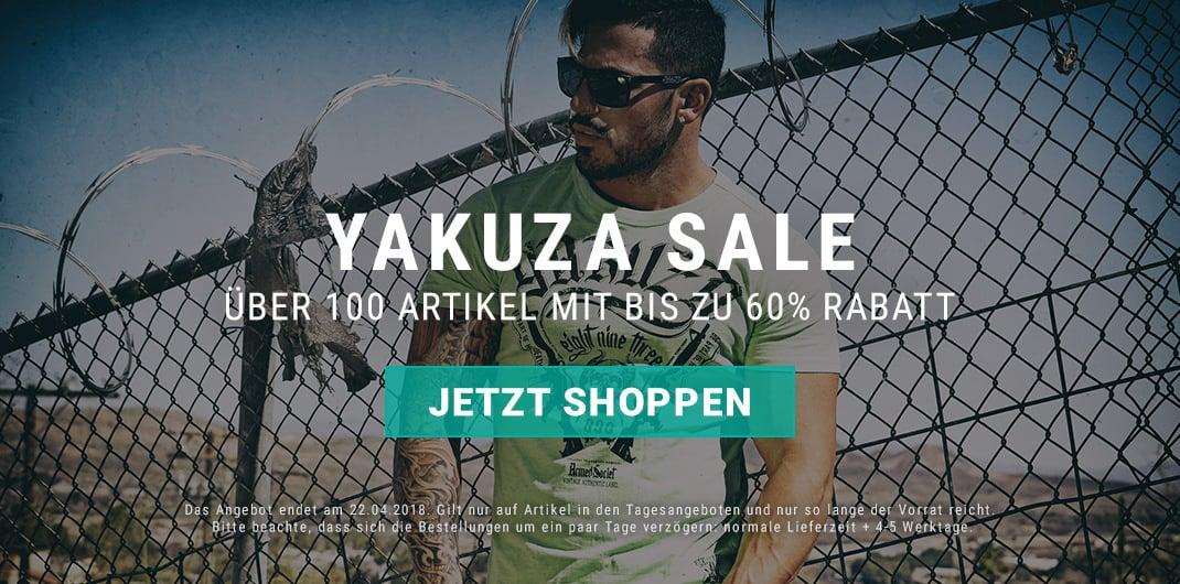 Yakuza Sale Unisex