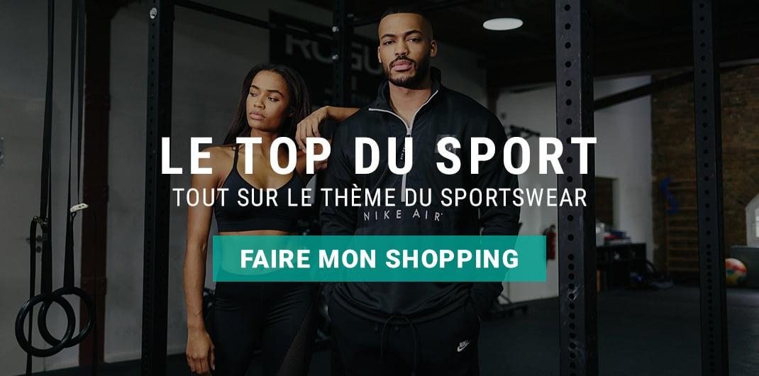 marques de sport unisexe