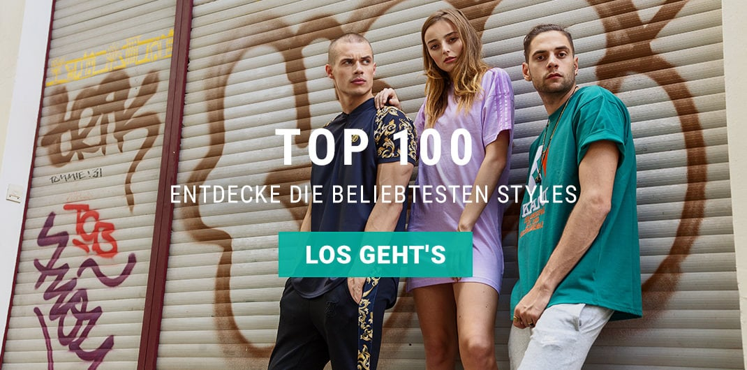 top 100 looks unisex
