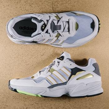 adidas yung-96 sneakers frauen