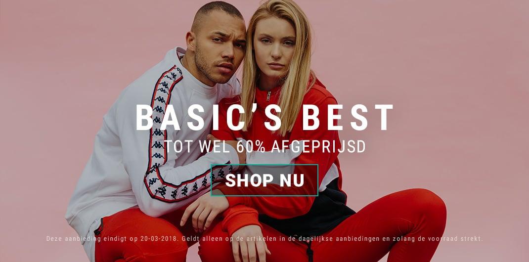 Basics Sale Uniseks