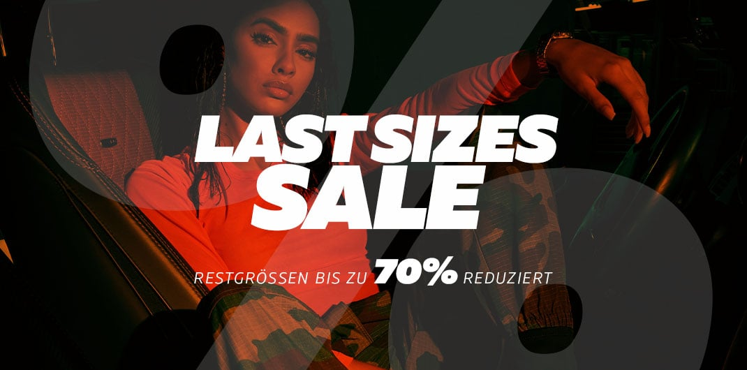 Burner.de - Last Sizes Sale