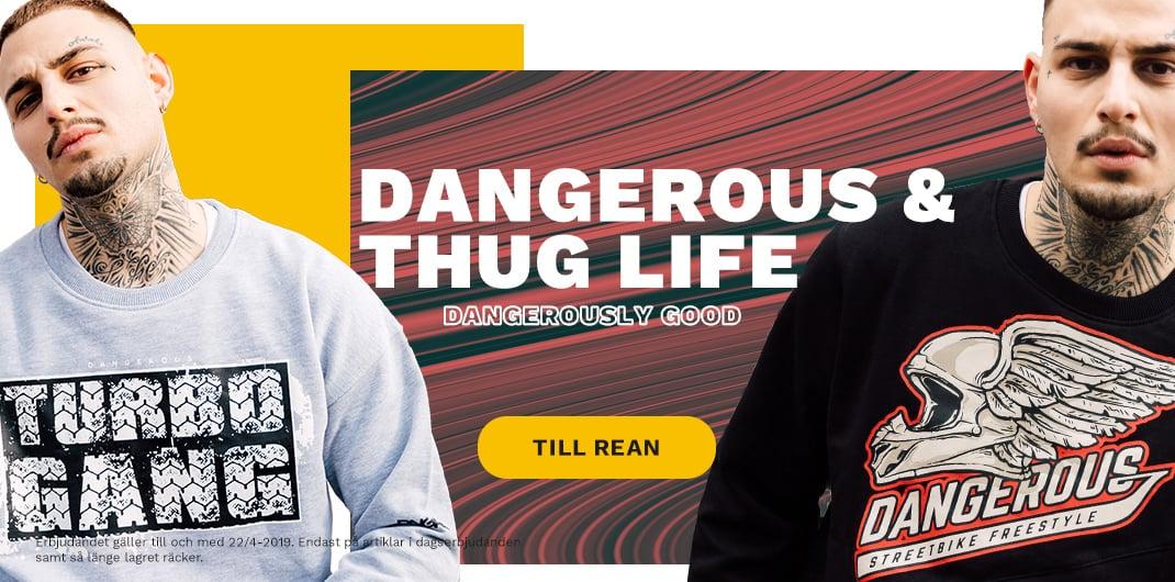 dangerous thug life rea maen