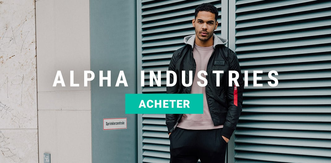 alpha industries unisexe
