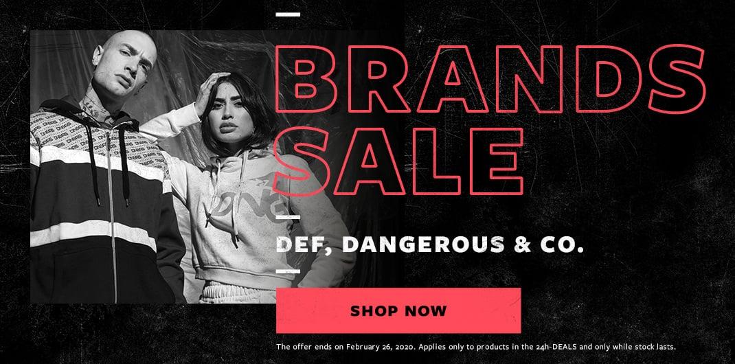 Herobrands Sale