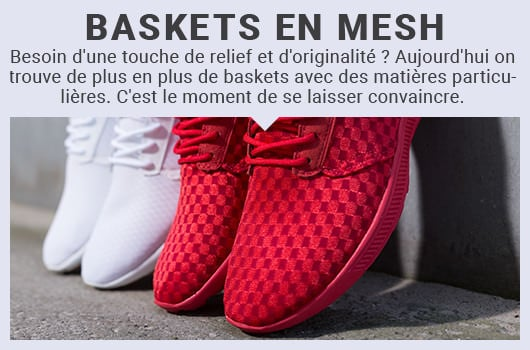 baskets mesh