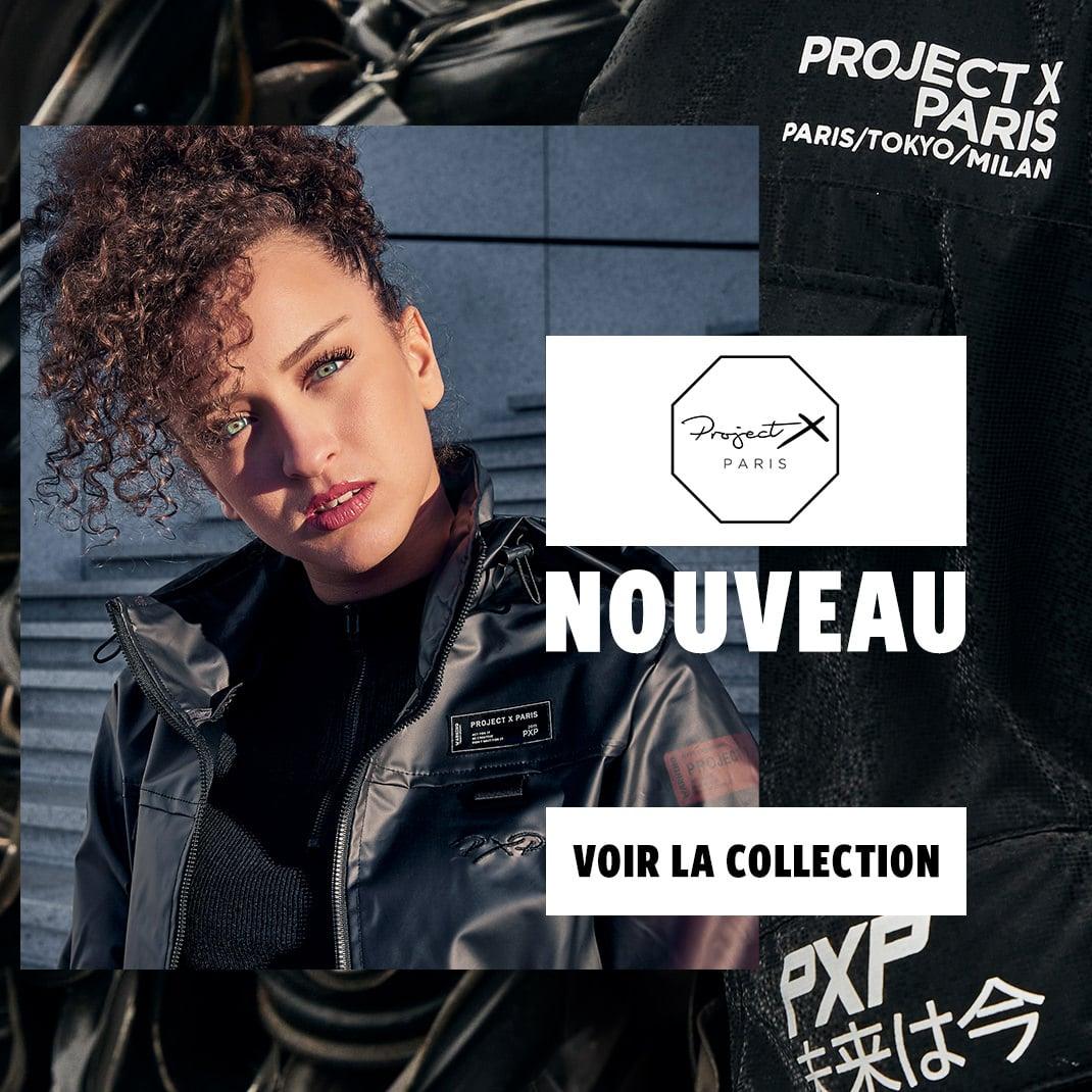 project x paris femme