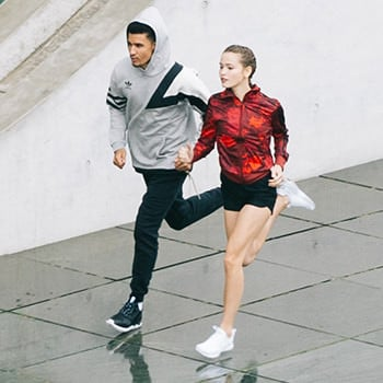 tenue running