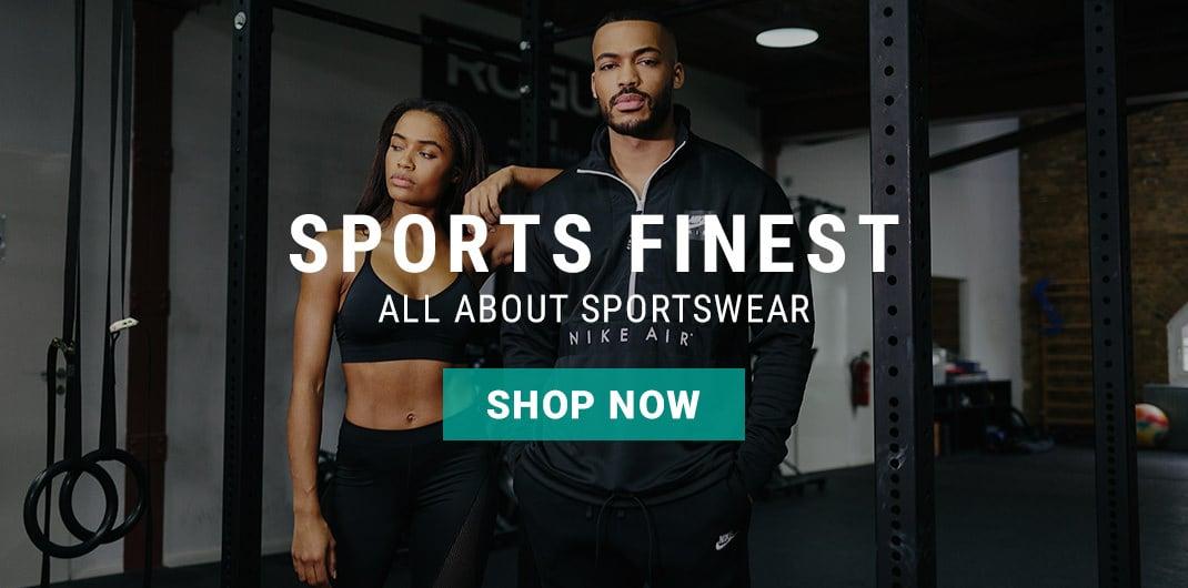 sports brands unisex