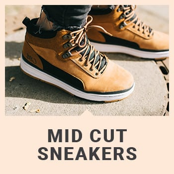Mid Cut Sneakers