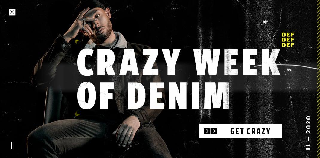 crazy week of denmin