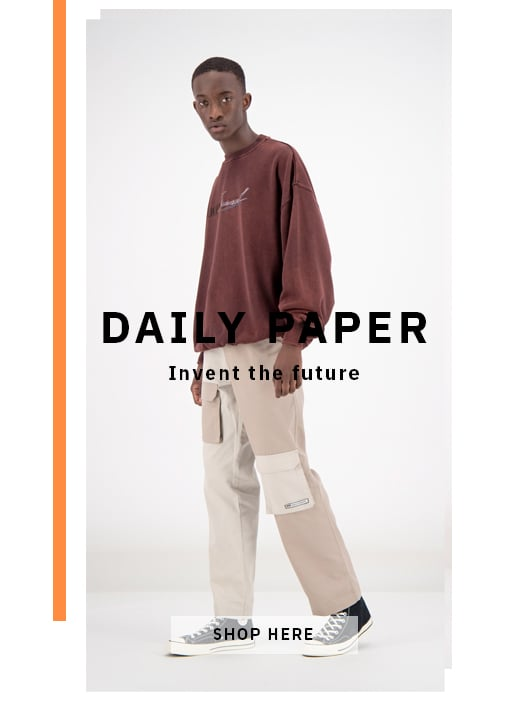 Daily Paper - Spring Summer 2019