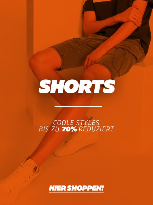 Burner.de - Shorts Sale