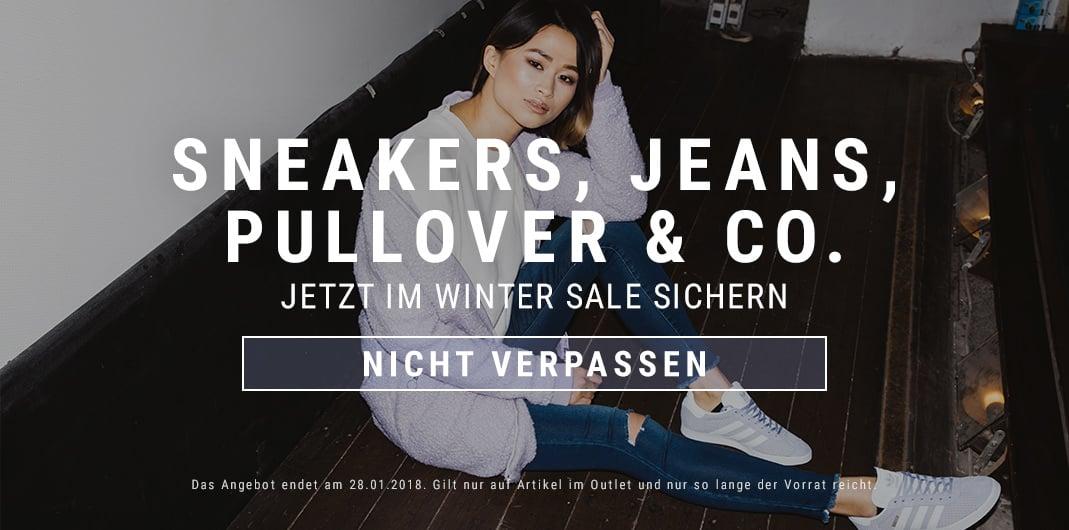 Winter Sale Frauen