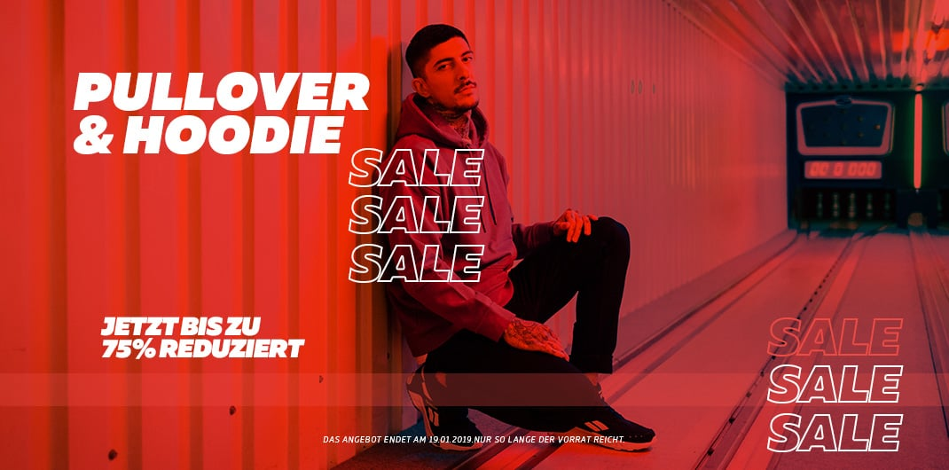 Burner.de - Pullover Hoodie Sale