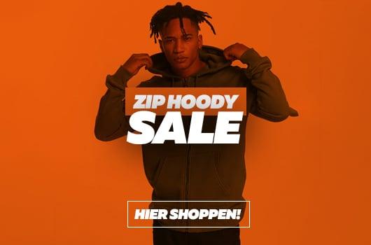 Burner.de - Zip Hoodie Sale