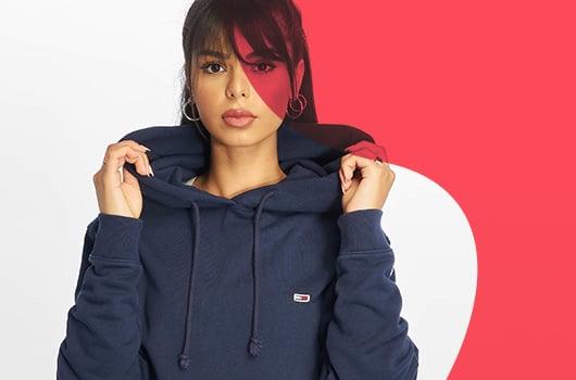-20% sur tous les hoodies femme