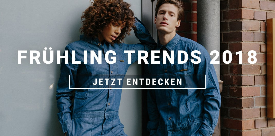 Frühling Trends 2018 Männer