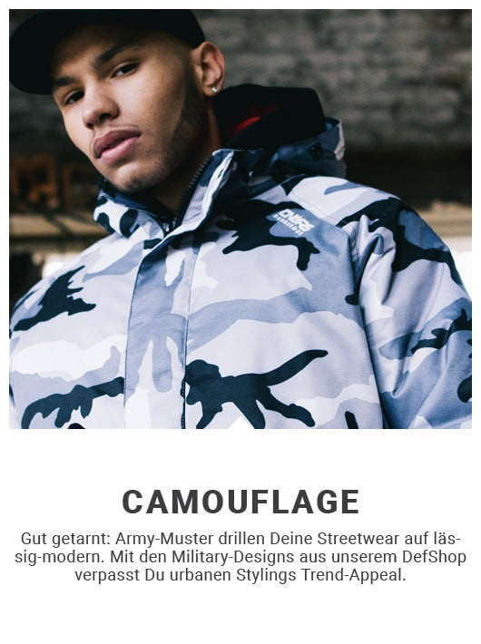 Camouflage Looks
