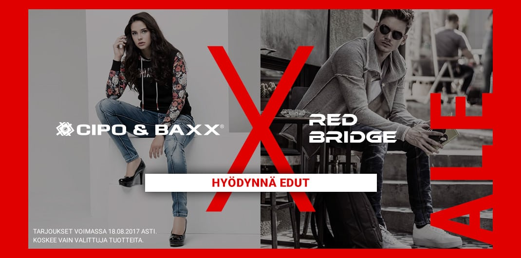 Cipo&Baxx & RedBridge Sale Miehet
